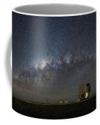 A Galactic View From The Observation Deck Coffee Mug