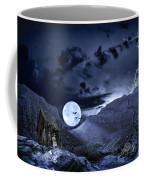 A Haunted Mountain Pass Coffee Mug