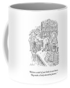 A Lovely Decorative Feature Coffee Mug