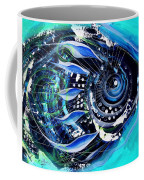 A New Breed In Blues Coffee Mug