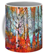A Party In The Forest Coffee Mug