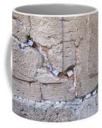 A Piece Of The Wailing Wall Coffee Mug