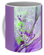 A  Purple Love Story Coffee Mug