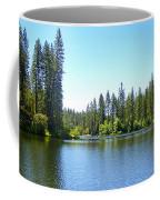 A Quiet Place - Bass Lake Coffee Mug