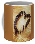 A Risk And A Chance  Coffee Mug