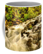 A River Turns Coffee Mug