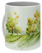 A Simple Landscape Coffee Mug