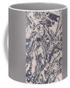 A Souvenir Of Statues Coffee Mug
