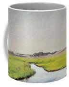 A Stream At Springtime Coffee Mug