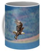 A Successful Catch Coffee Mug by Leland D Howard