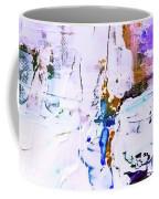 Ab19-17 Coffee Mug by Arttantra