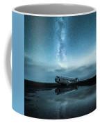 Abandoned In Iceland Coffee Mug