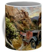 Abandoned In The Desert Coffee Mug