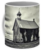 Abandoned Schoolhouse Coffee Mug by Garvin Hunter