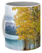 Abraham Lake Coffee Mug