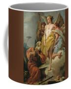 Abraham Y Los Tres Angeles  X   Cm  Coffee Mug
