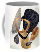 Abstract Pebbles IIi Coffee Mug