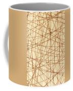 Abstract Web Background Coffee Mug