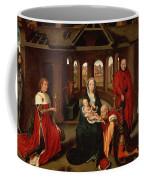 Adoration Of The Kings Coffee Mug