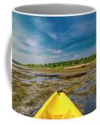 Adventurous Kayak In Maine Coffee Mug