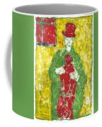 After Billy Childish Painting Otd 23 Coffee Mug