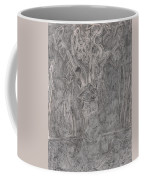 After Billy Childish Pencil Drawing 1 Coffee Mug