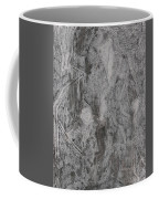 After Billy Childish Pencil Drawing 3 Coffee Mug