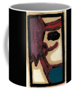 After Mikhail Larionov Oil Painting 1 Coffee Mug