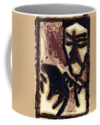After Mikhail Larionov Oil Painting 2 Coffee Mug