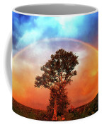 After The Storm, California Foothills                        Coffee Mug