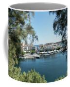 Agios Nikolaos Crete Coffee Mug