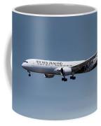 Air New Zealand Boeing 787-9 Dreamliner Coffee Mug