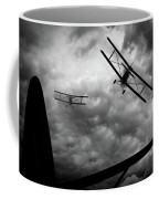 Air Pursuit Coffee Mug by Bob Orsillo