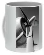 Airplane Propeller Coffee Mug