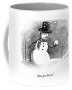 Alas, Poor Yorick Coffee Mug