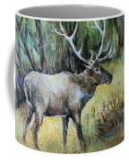 Alaska Elk Coffee Mug