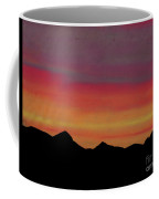 Alaska Sunset Beauty Coffee Mug