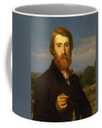 Alfred Bruyas Coffee Mug