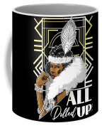 All Dolled Up Coffee Mug