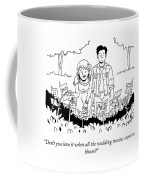 All The Wedding Invites Coffee Mug