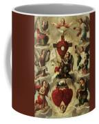 Allegory Of The Holy Eucharist Coffee Mug