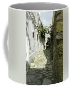 alley in Hammamet, Tunisia Coffee Mug