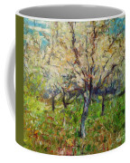 Almond Orchard Coffee Mug