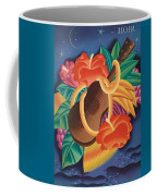 Aloha Welcome To Hawaii, 1932 Poster Coffee Mug