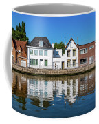 Along The Canal. Flanderenfietsroute.   Coffee Mug
