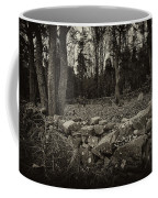 Alpine Benders Cemetery Coffee Mug by Mark Jordan