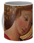Altarpiece Angel Antique Christian Catholic Religious Art Coffee Mug