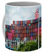 American Georgia Shipping Trade Coffee Mug