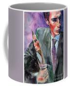 American Psycho Painting Coffee Mug
