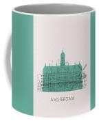 Amsterdam Landmarks Coffee Mug